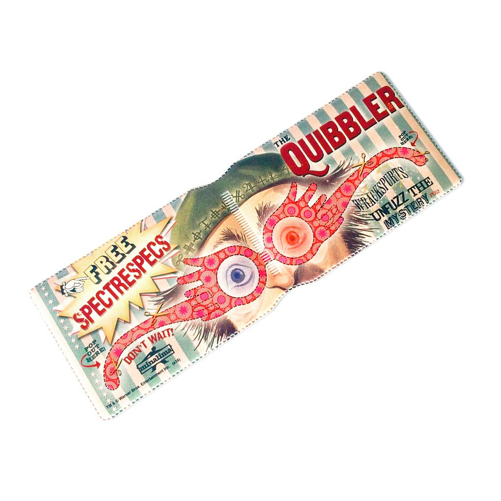 The Quibbler Spectrespecs Card Holder