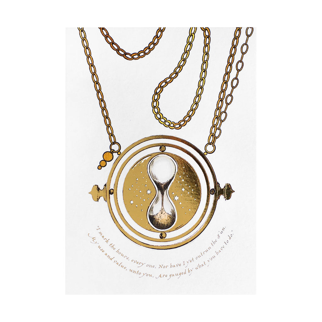 Time Turner Notecard