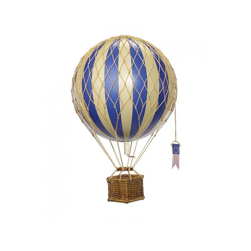 Travels Light Hot Air Balloon - True Blue