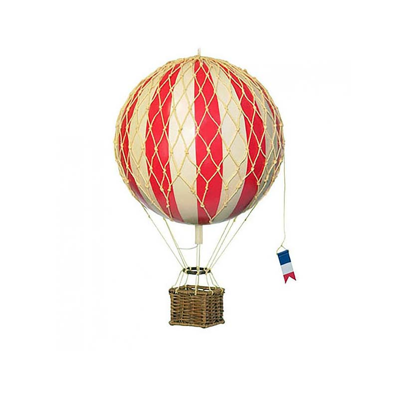 Travels Light Hot Air Balloon - True Red