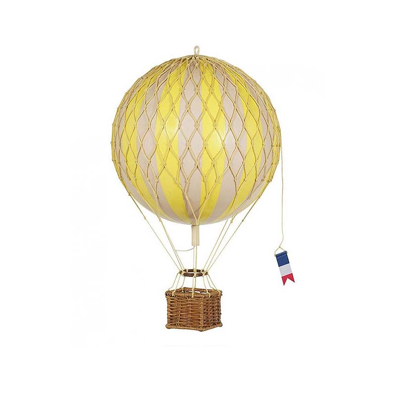 Travels Light Hot Air Balloon - True Yellow