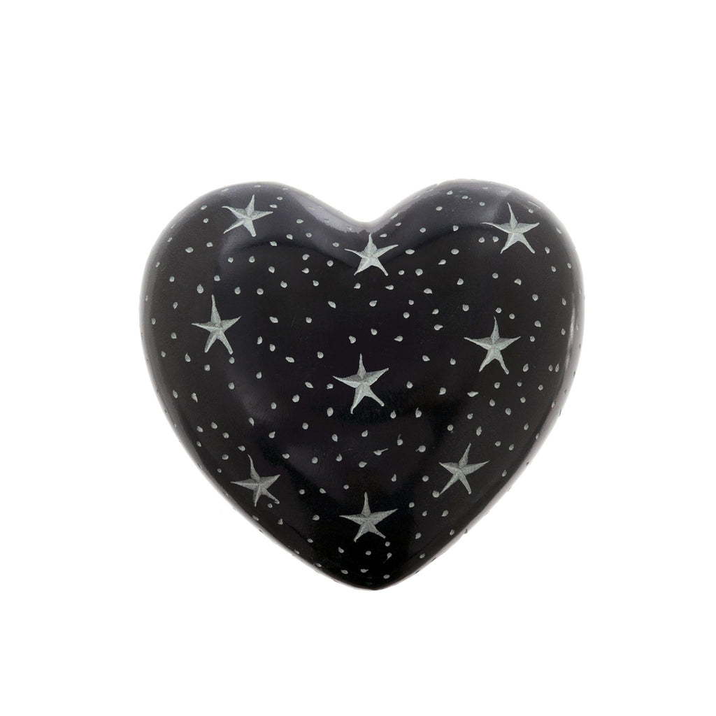 Twilight Soapstone Heart - Large