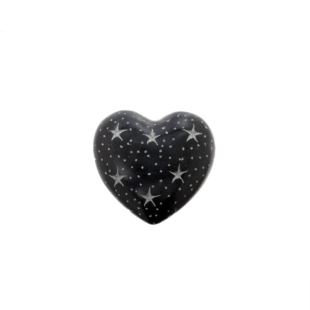 Twilight Soapstone Heart - Small
