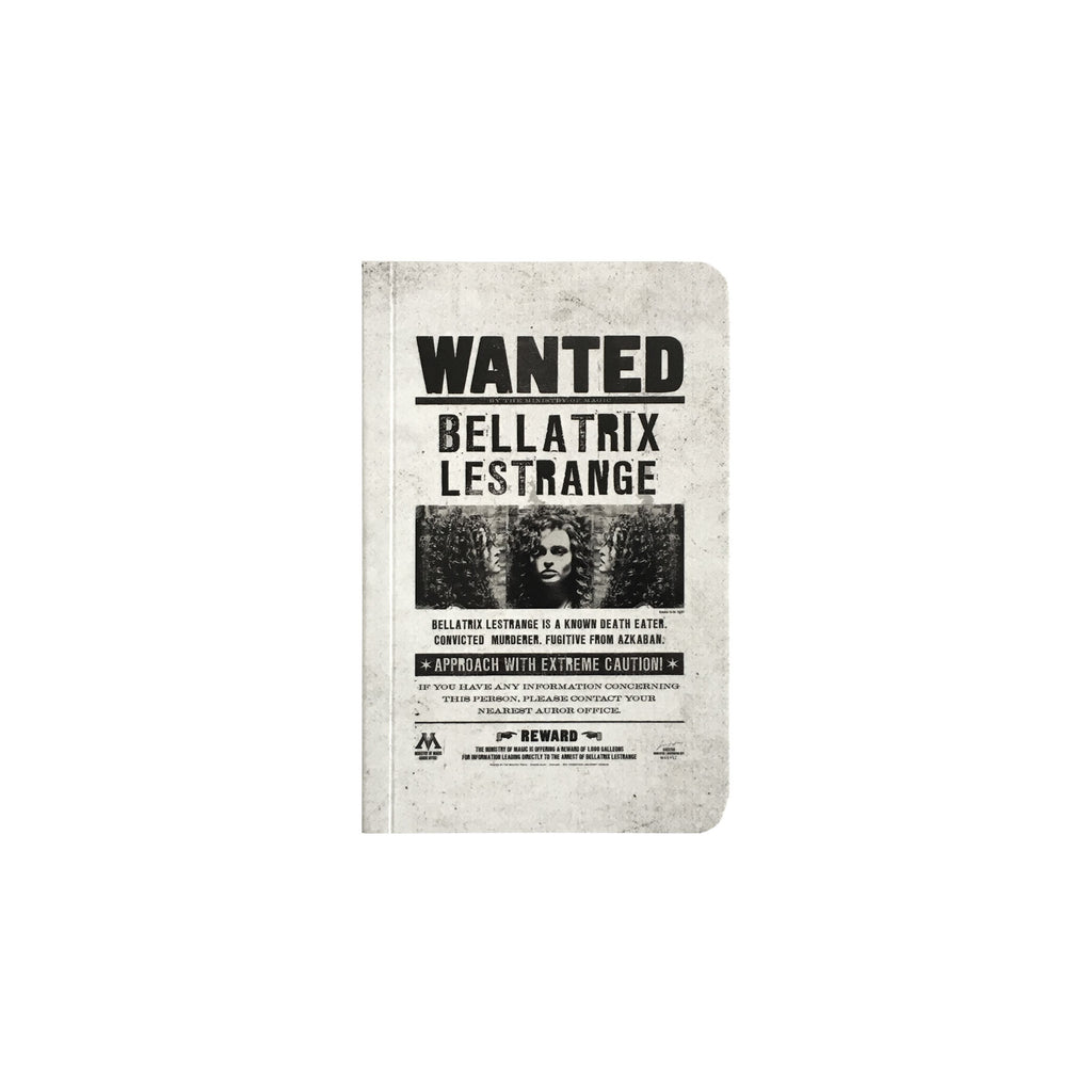 Wanted Posters Pocket Notebook Collection, Set of 3