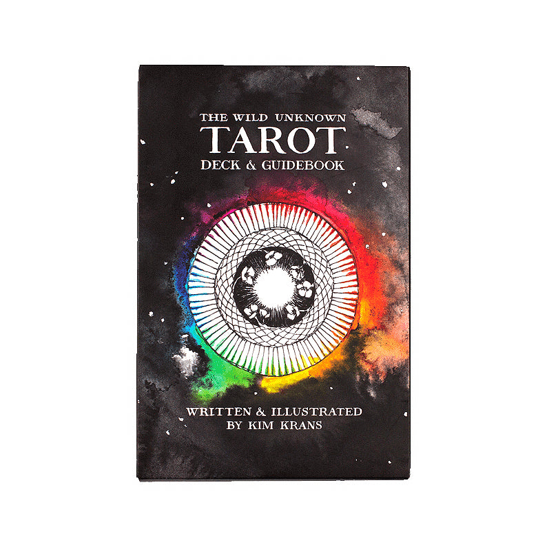 The Wild Unknown - Tarot Deck and Guidebook