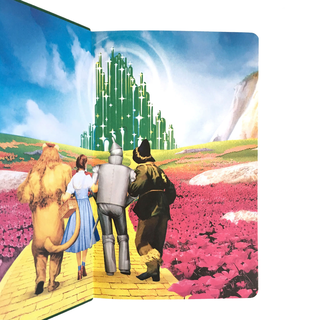 Wizard of Oz Journal