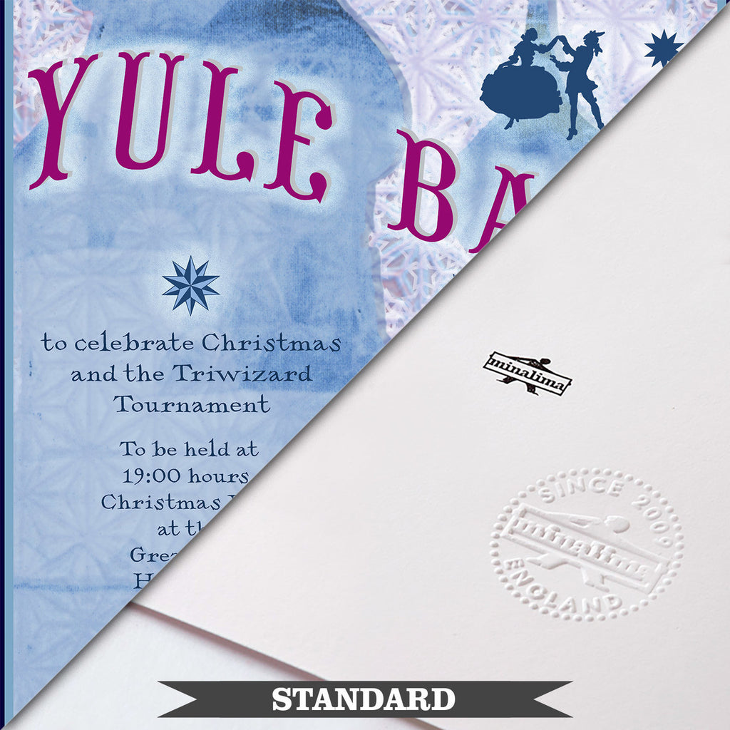 Yule Ball Advertisement