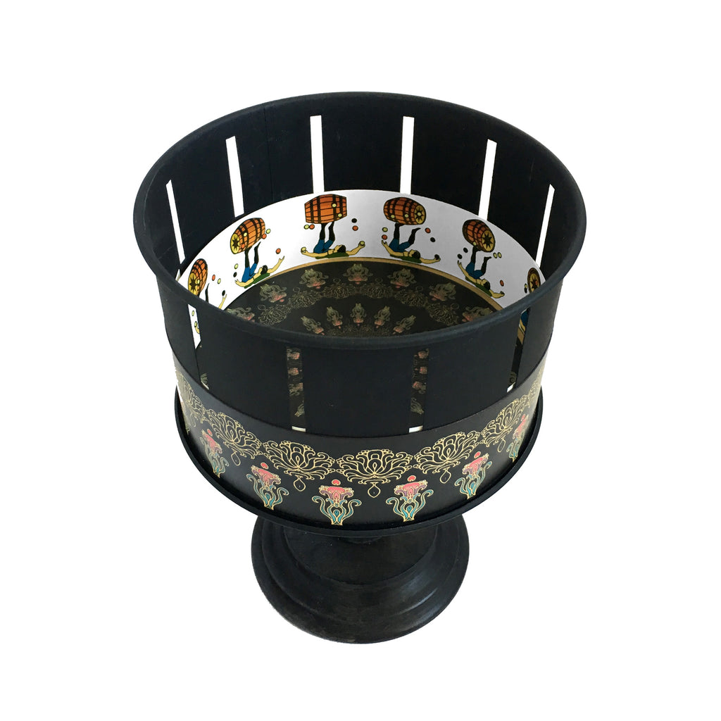 Mini Zoetrope Art Deco