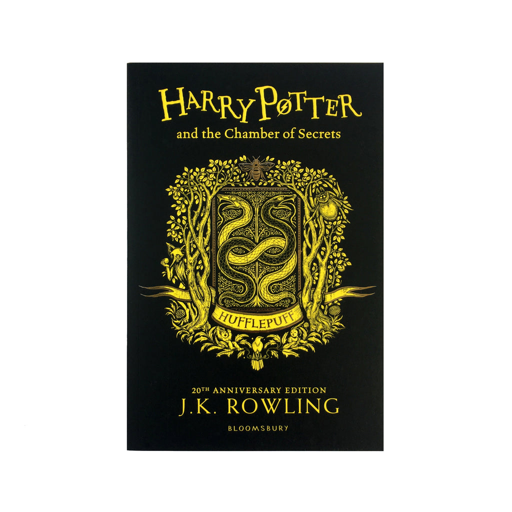 Harry Potter and the Chamber of Secrets - 20th Anniversary Ed. - Hufflepuff
