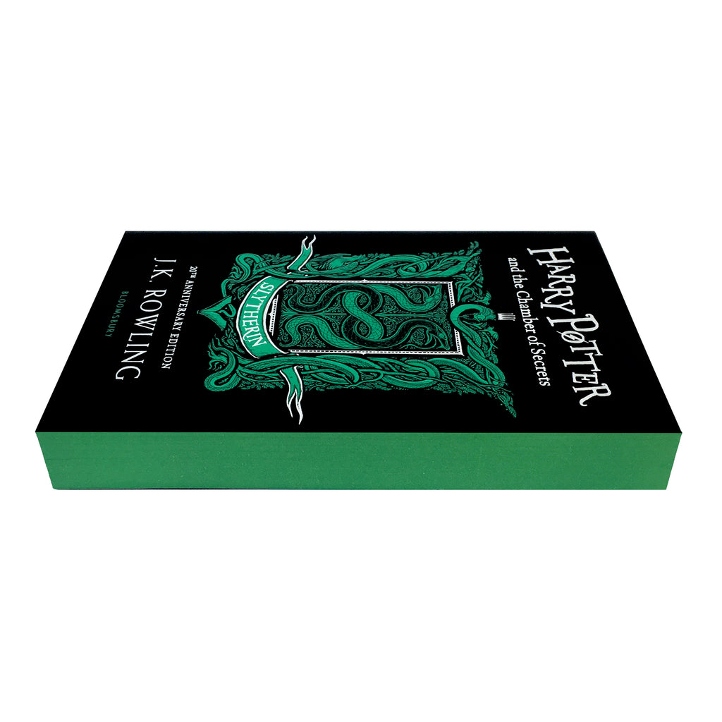 Harry Potter and the Chamber of Secrets - 20th Anniversary Ed. - Slytherin