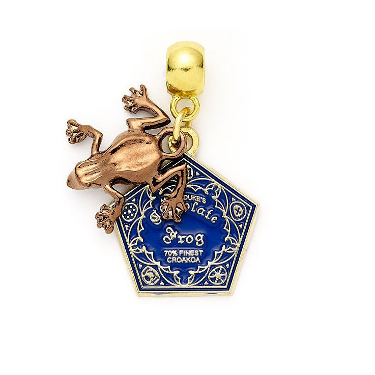 Chocolate Frog Packaging Charm