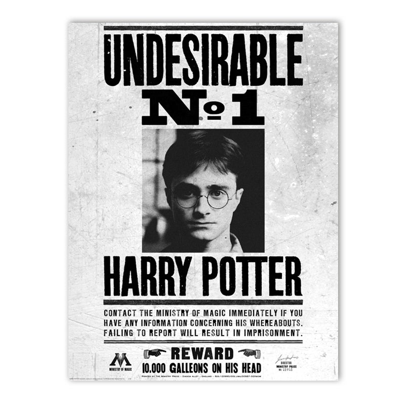 Undesirable No. 1 Poster