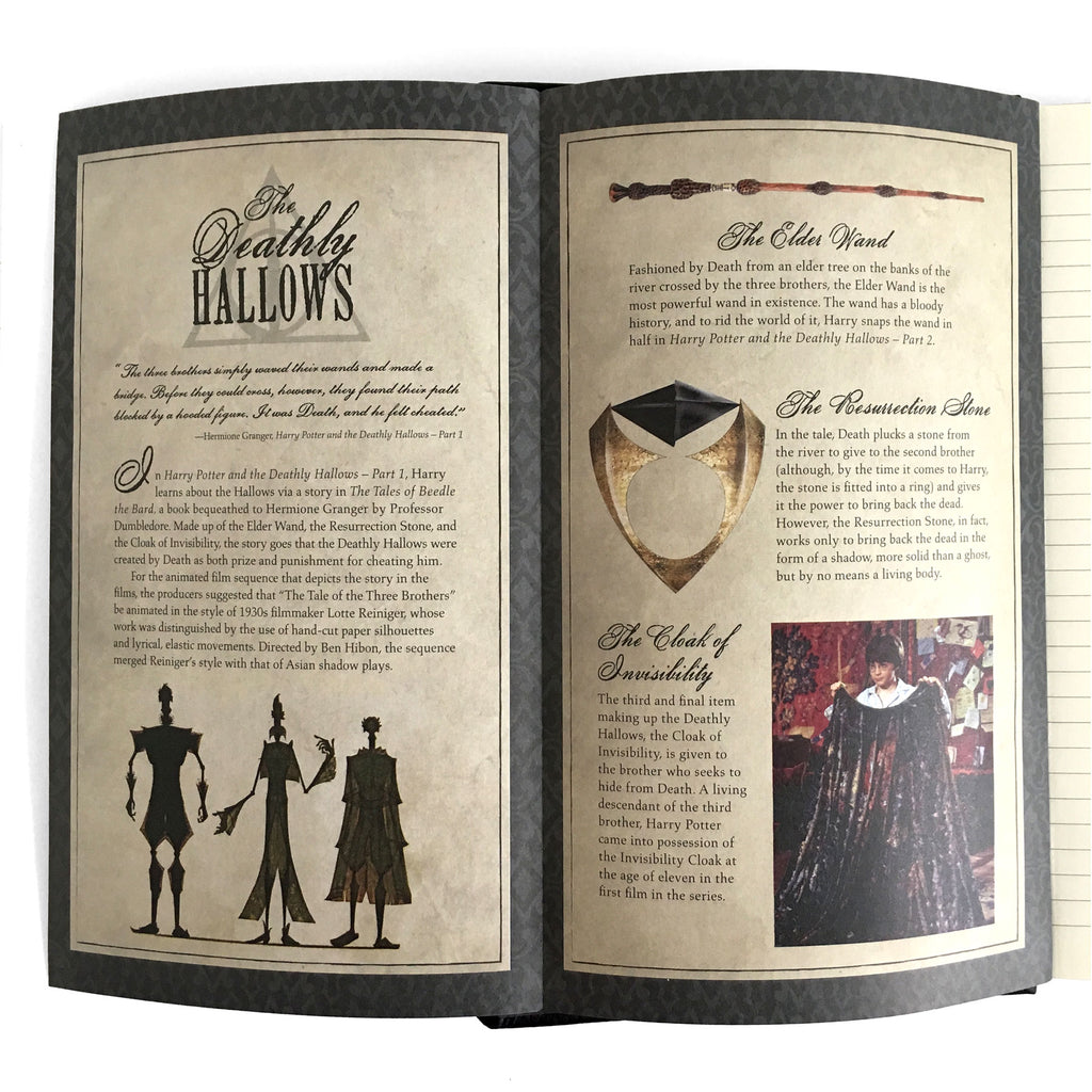Deathly Hallows Journal