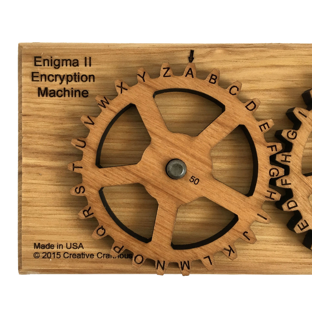Enigma III Encryption Machine