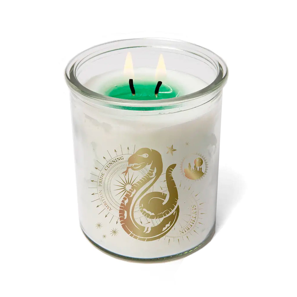 Slytherin Magical Colour-Changing Candle