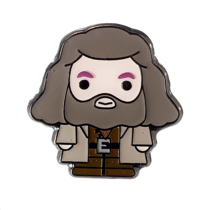 Chibi Hagrid Pin Badge