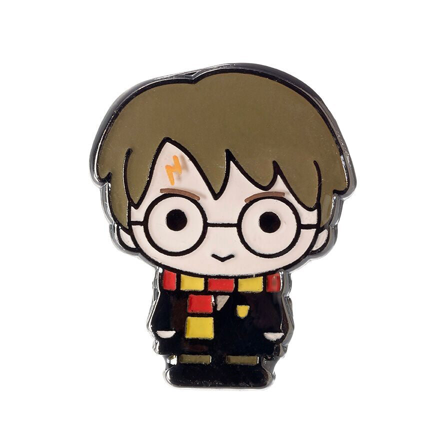 Chibi Harry Potter Pin Badge