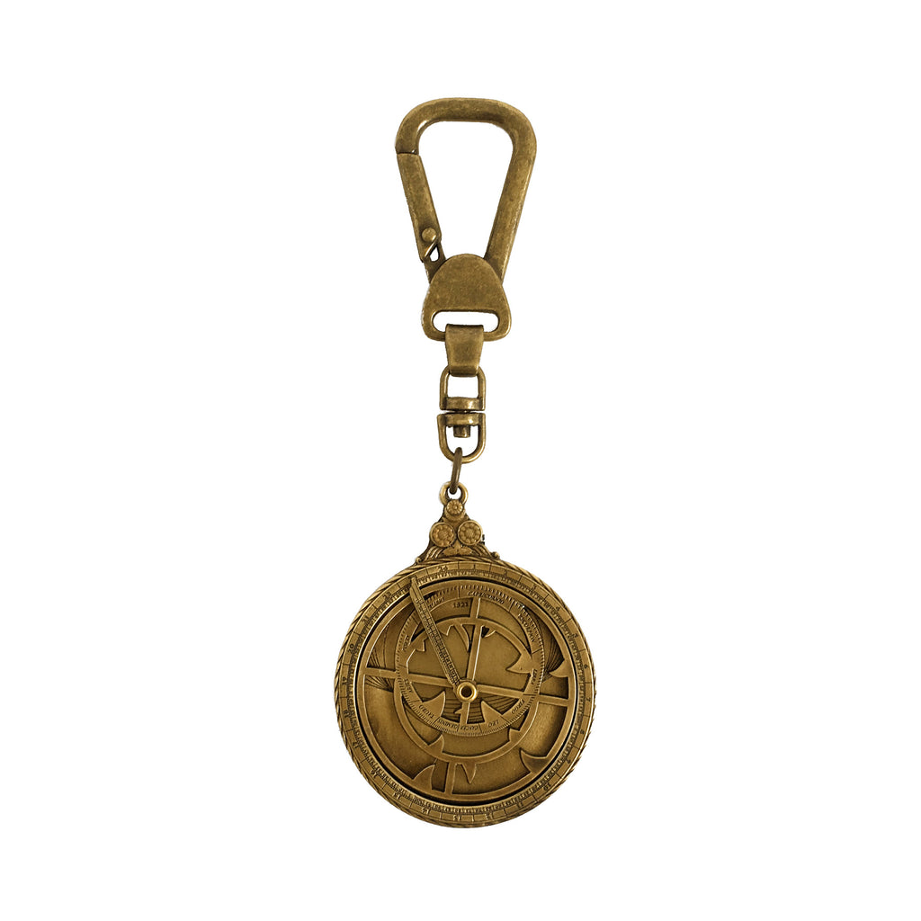 Oxford Mini Astrolabe Key Ring