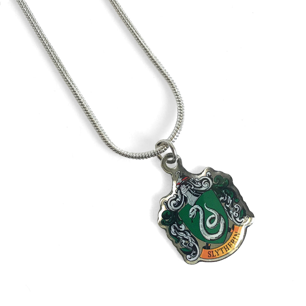Slytherin Crest Necklace