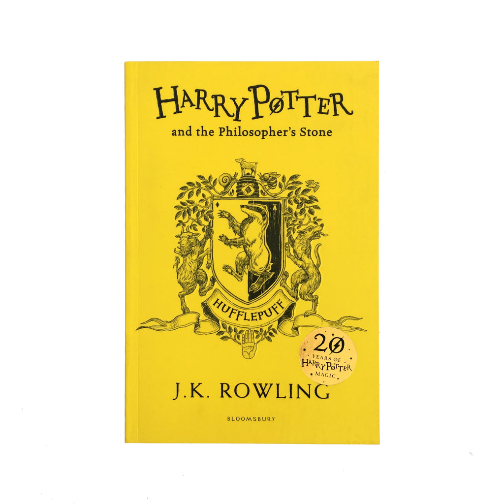 Harry Potter and the Philosopher's Stone - 20th Anniversary Ed. - Hufflepuff