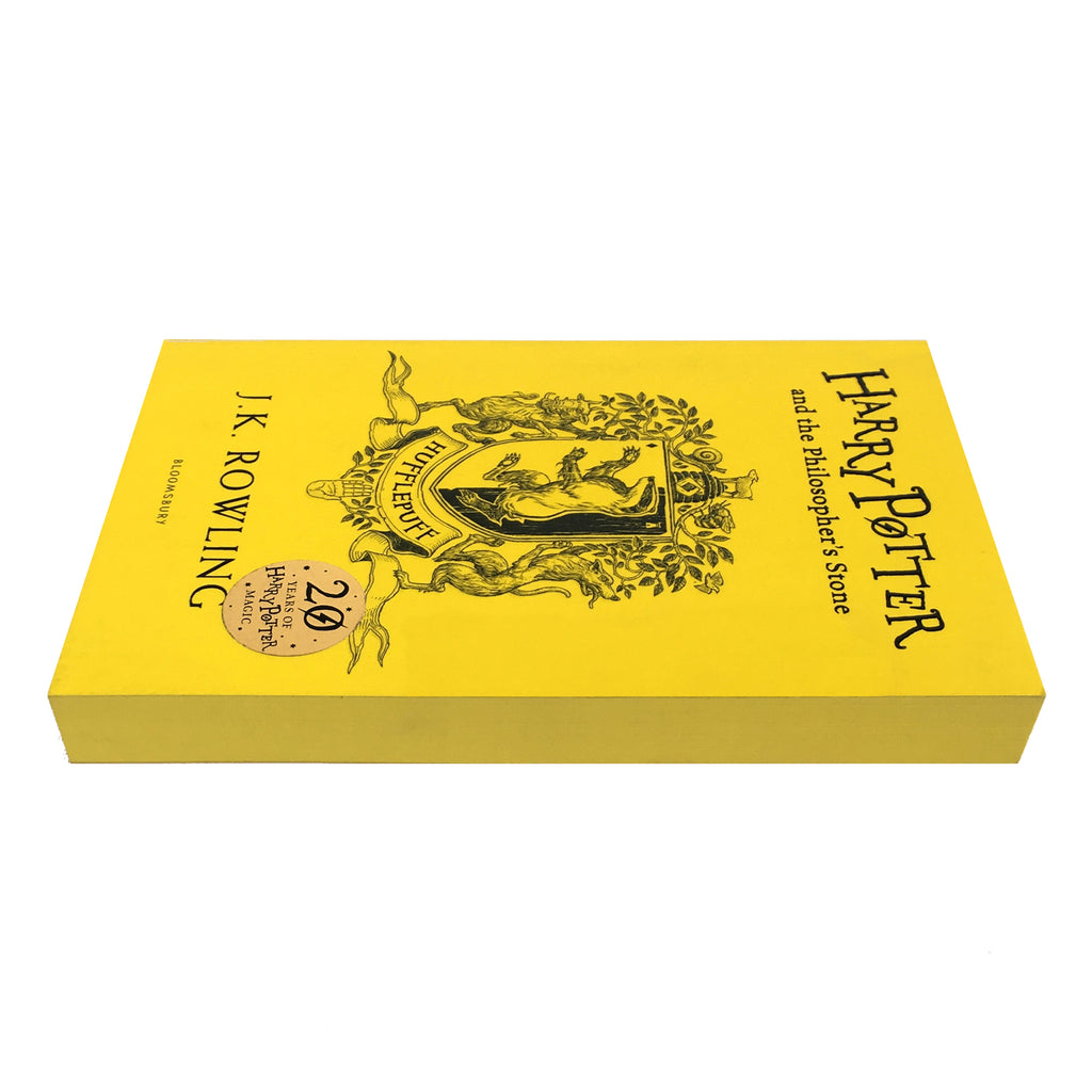 Harry Potter and the Philosopher's Stone - House Edition - Hufflepuff