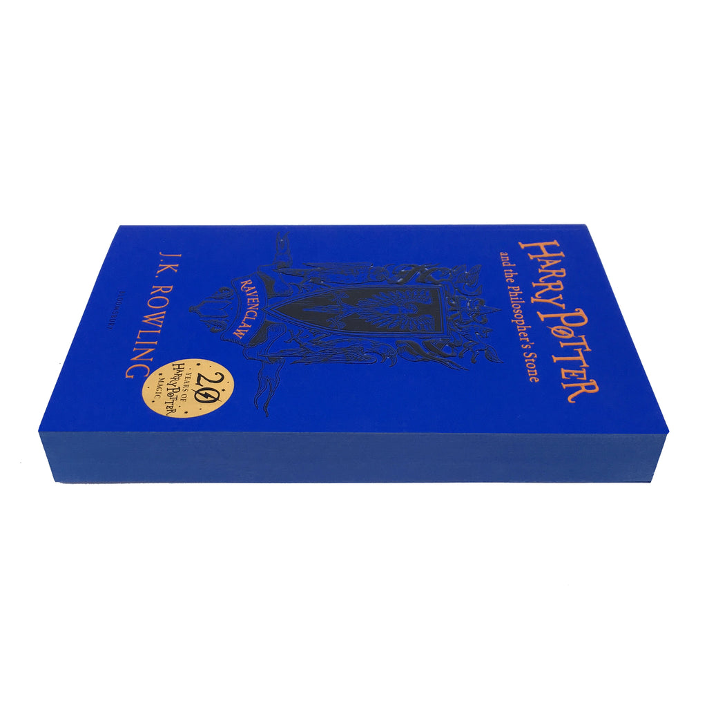 Harry Potter and the Philosopher's Stone - 20th Anniversary Ed. - Ravenclaw