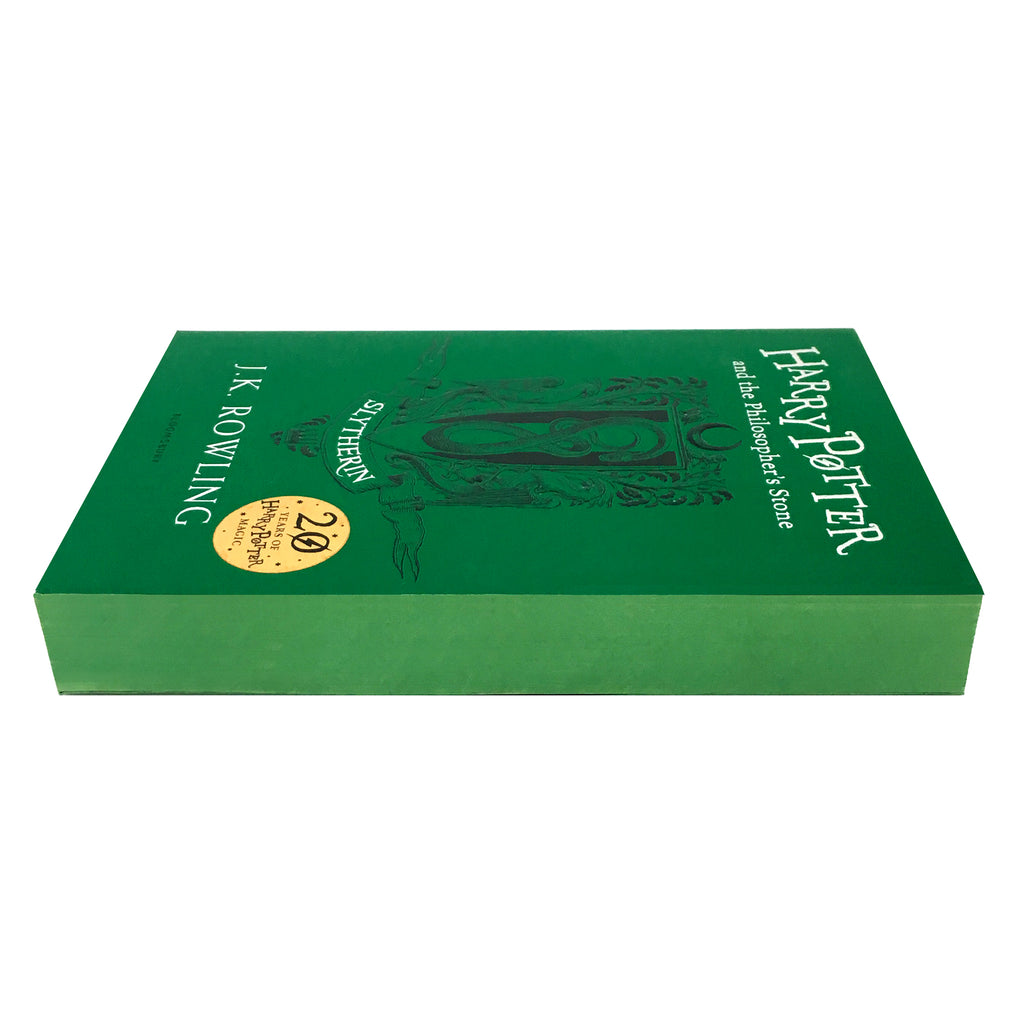 Harry Potter and the Philosopher's Stone - 20th Anniversary Ed. - Slytherin
