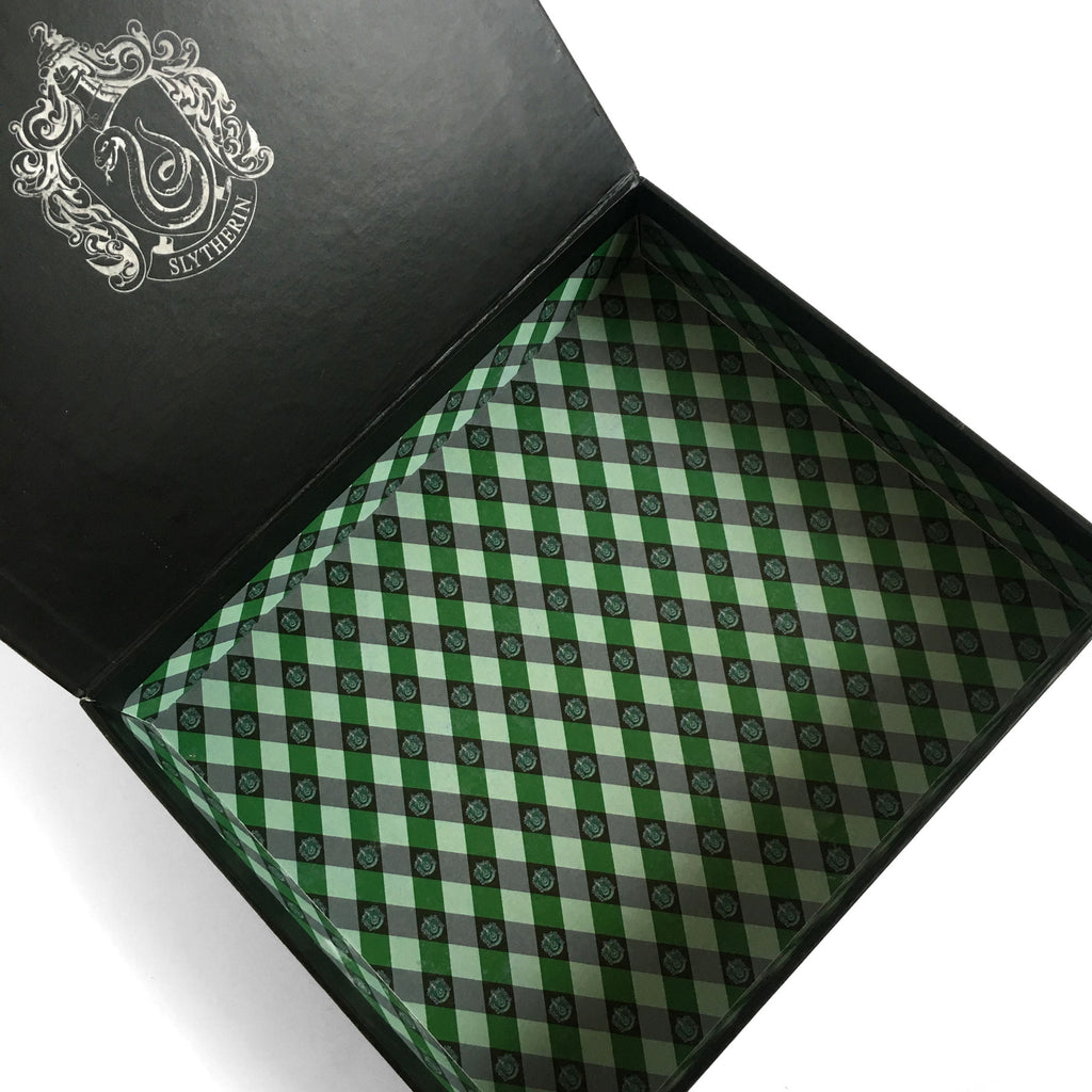 Slytherin Deluxe Stationery Set