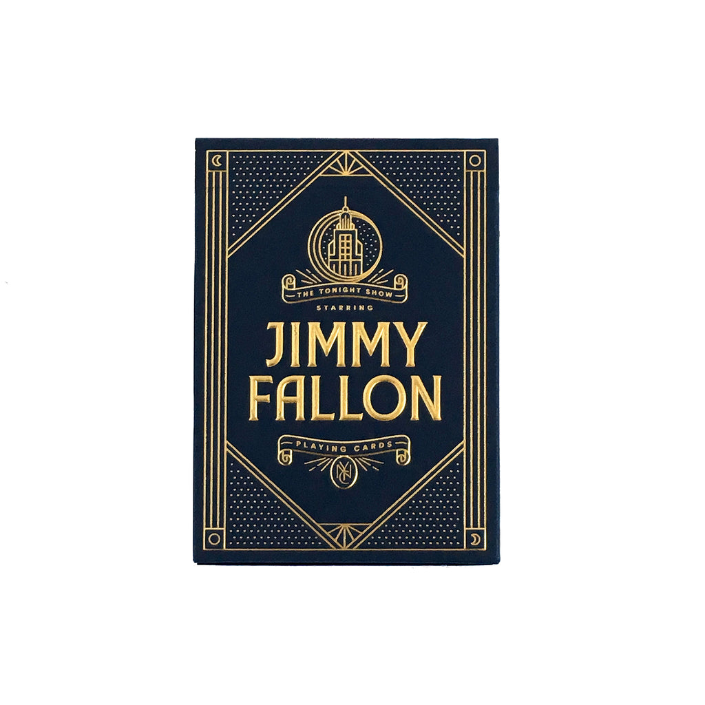 Playing Cards - The Tonight Show Featuring Jimmy Fallon