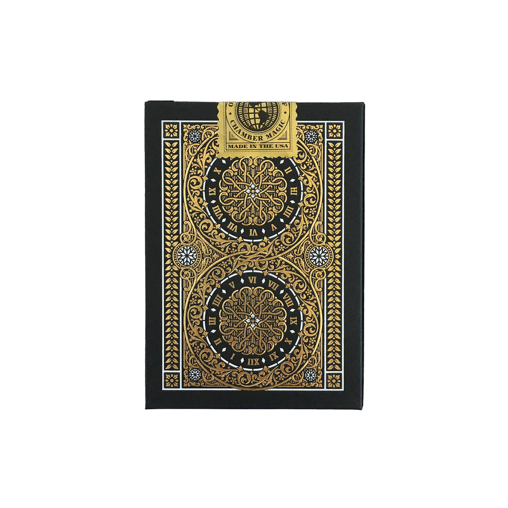 Playing Cards - Black Tycoon