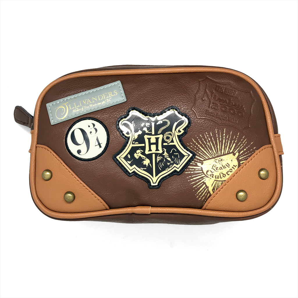 Hogwarts Toiletry Bag