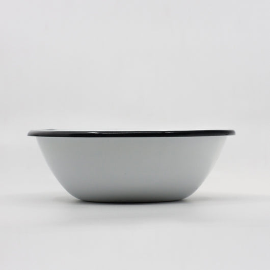 Enamel Bowl - Enamel Bowl 600ml/20.28oz