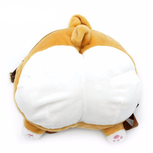 Corgi Booty Backpack