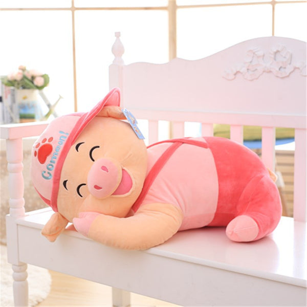 Lovely Pink Pig Plush Toy