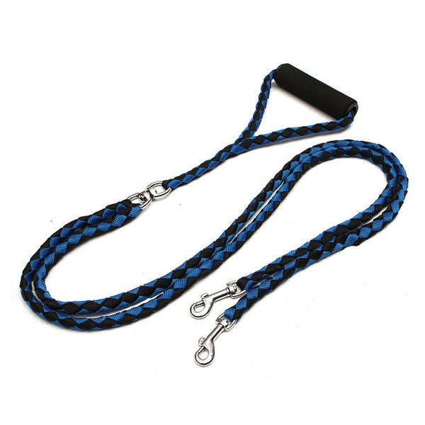 Durable Double Leash