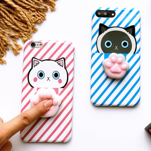 Kitten Paw Phone Case
