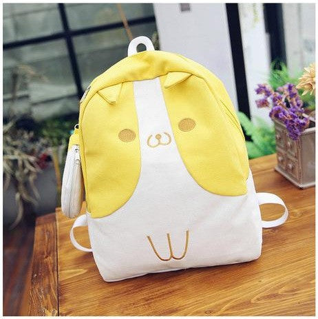 Shiba Backpack with Coin Purse