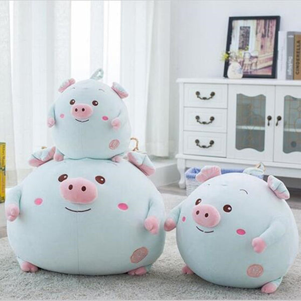 Adorable Pig Plush Toy