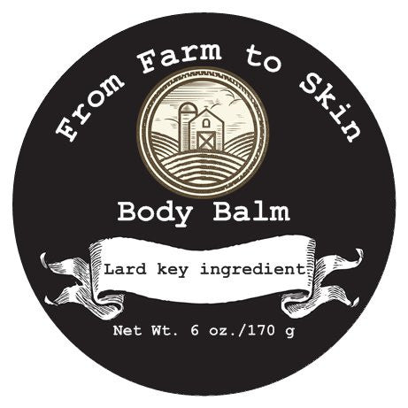 From Farm to Skin Lemongrass Body Balm