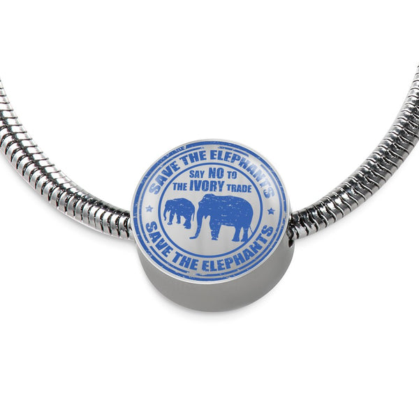 Save the Elephants Luxury Bracelet