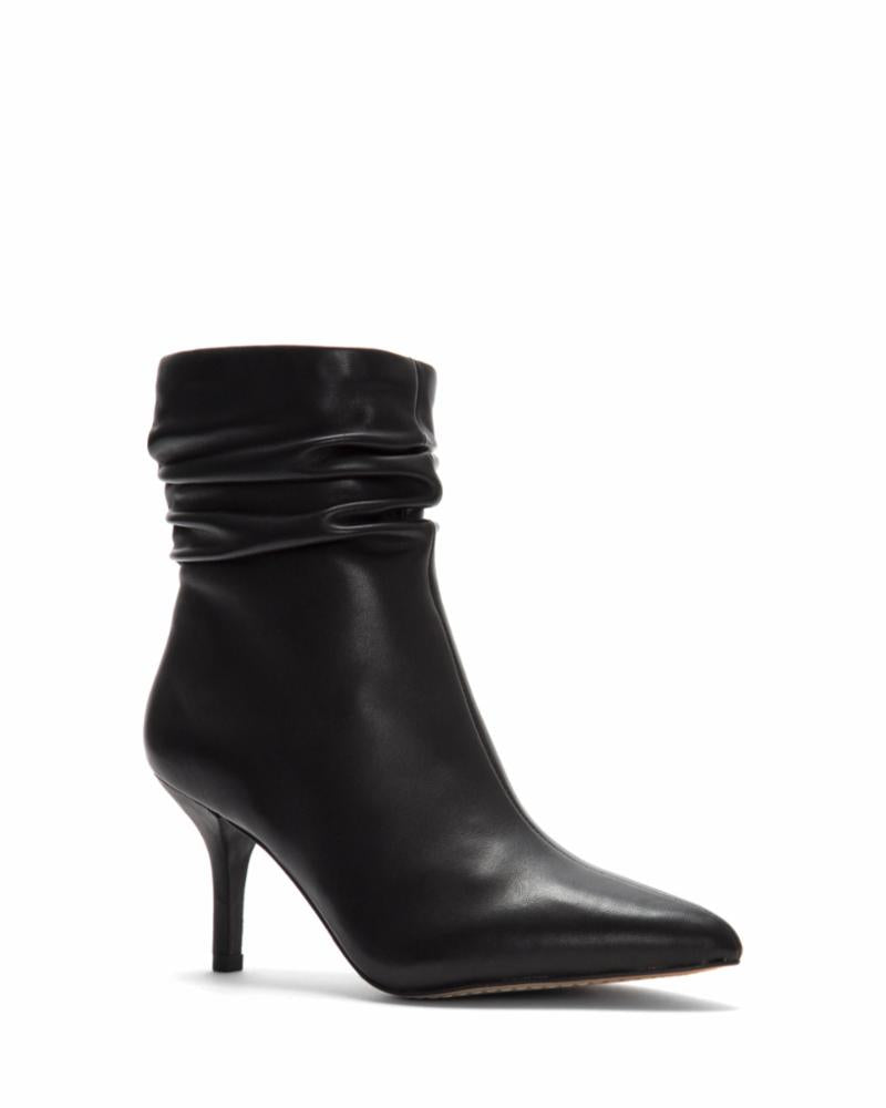 Vince Camuto ABRIANNA BLACK/BABY SHEEP