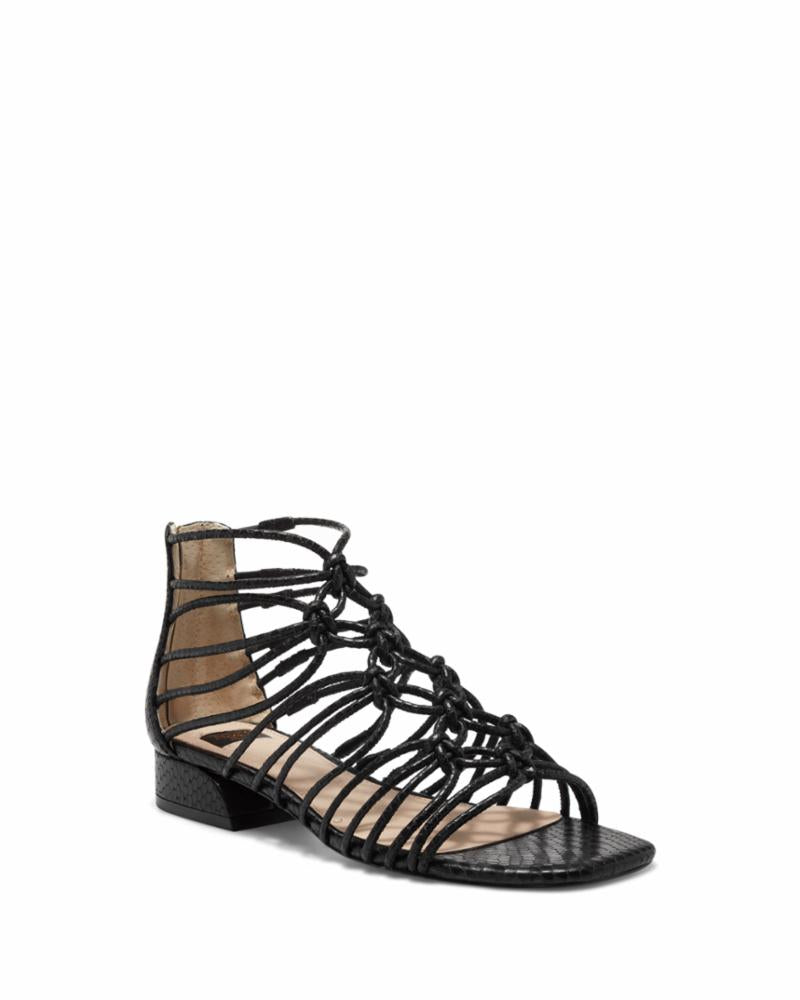 Louise Et Cie ALEDA BLACK/ANTIGUA TEJUS