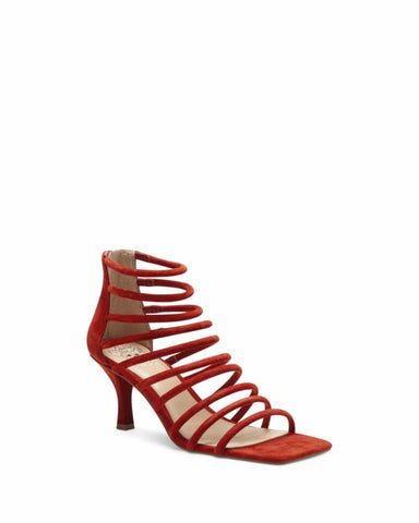Vince Camuto AMBARITAN CHERRY RED/TRUE SUEDE