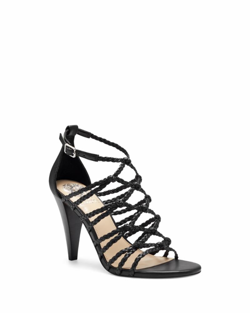 Vince Camuto AMELLIS BLK/BABY SHEEP