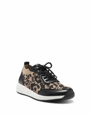 Vince Camuto ANELLISA LEOPARD PRINT/BLK/KNT/NAPPA