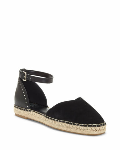 Vince Camuto ARCKETTA BLACK/NUBUCK/SMOOTH