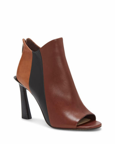 Vince Camuto ARITZIANA WHISKEY BRWN/BLK/SFT SLKY/TONE