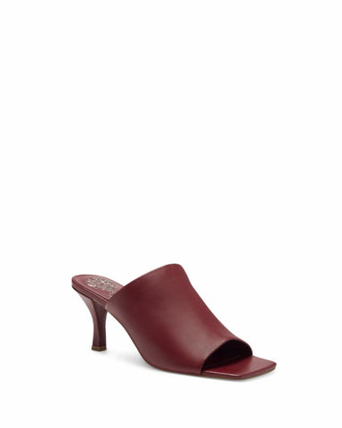 Vince Camuto ARLINALA NEW BURGUNDY/SOFT SHEEP