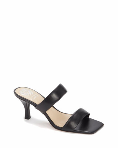 Vince Camuto ASLEE BLACK/BABY SHEEP