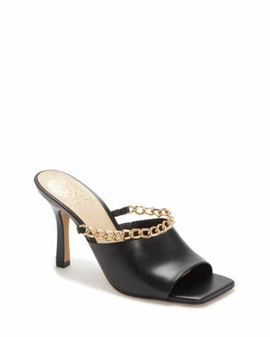 Vince Camuto BAMINIE BLACK/BABY SHEEP